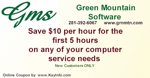 Discount mountain software coupon